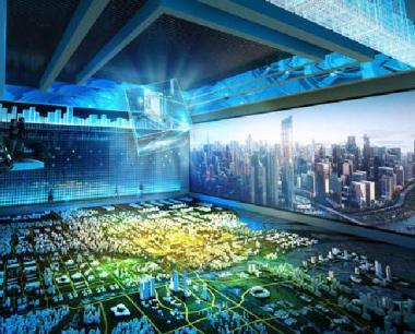 虚拟漫游 城市规划