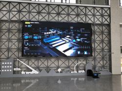 LED大屏控制系统|投屏|远程开关机|欢迎词设置